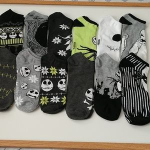 Men's RARE NMBC Advent Calendar 12 Days Of Socks